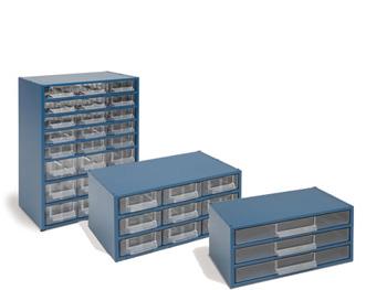 Cajas de pl stico permar soluciones de almacenaje for Cajones plasticos apilables